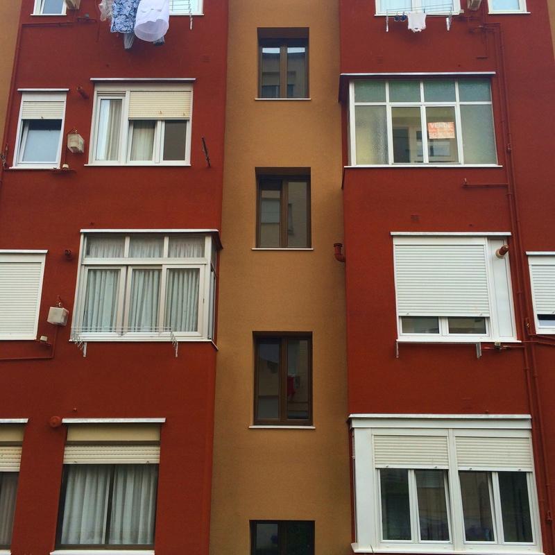 Rehabilitación de fachadas Cantabria en Santander.