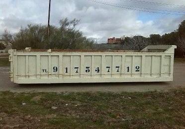 Contenedores de 14 m³