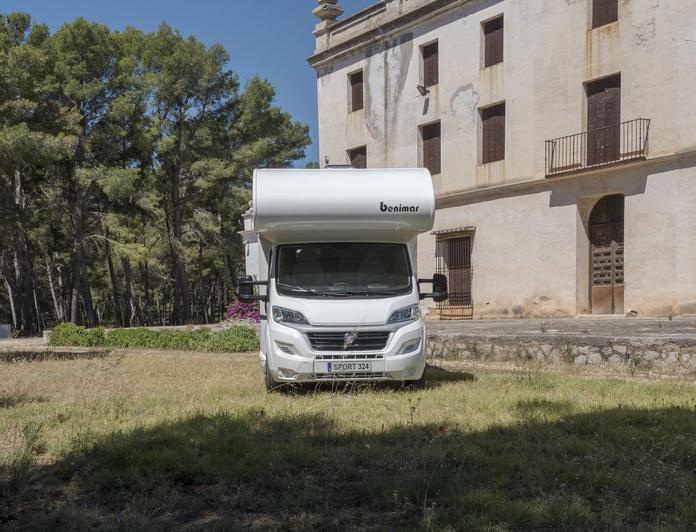 Benimar Sport 324 (6 plazas): Nuestras autocaravanas de Autocaravanas Delta