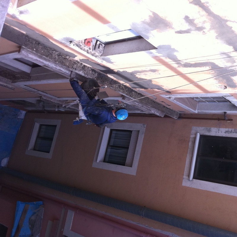 Rehabilitaciones de edificios: Servicios de Pedro Vertical