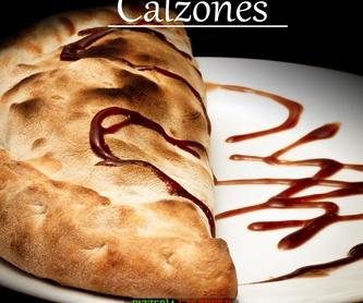 OFERTA . 10 ( HAMBURGUESA) A ELEGIR DE LA CARTA, A LA PLANCHA + 2 BEBIDAS: Nuestras Pizzas de Pizzería Las Tres B