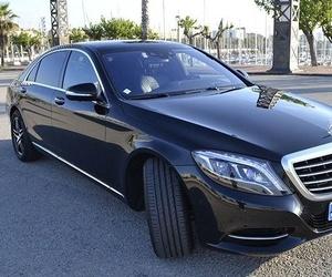 Nuestros vehículos: Mercedes S Class