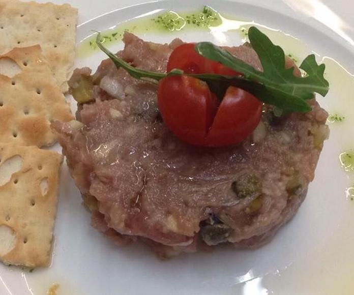 Menús especiales para celebraciones: Especialidades de La Tapería del 10