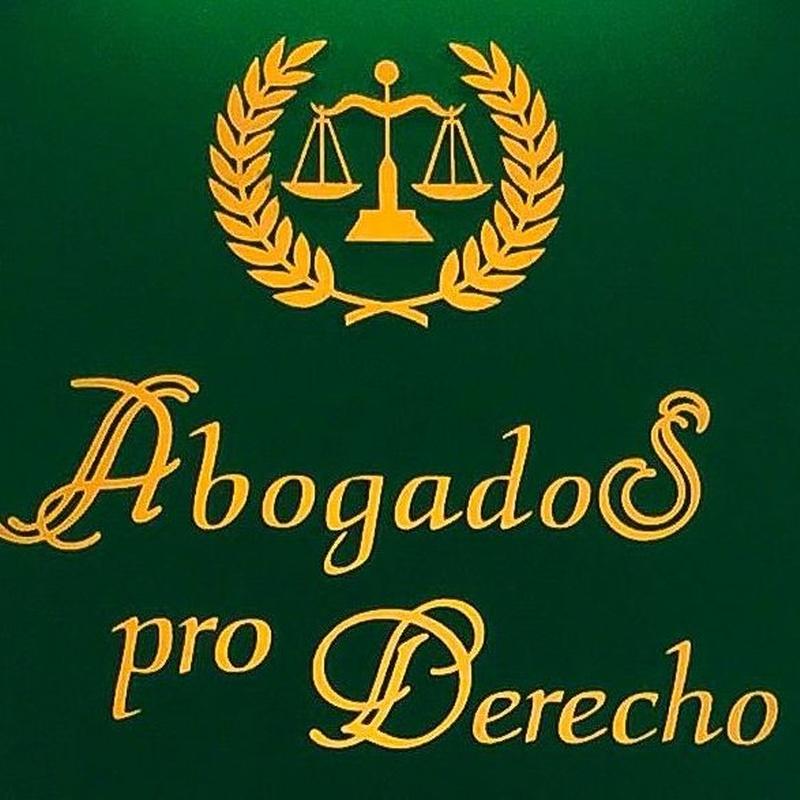INCAPACIDAD CIVIL- TUTOR, CURADOR,  REHABILITACION PATRIA POTESTAD: Servicios de Abogados Pro Derecho- Lic. Alberto Martín Maldonado