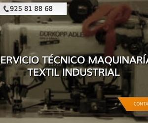 Maquinaria textil en Talavera de la Reina | Sercovalls 2002