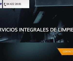 Limpieza de cocinas industriales en Bilbao: Limpiezas Kodi