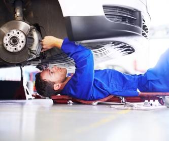 Reparación de vehículos: Servicios de KB Motors Puigcerdà S.L.