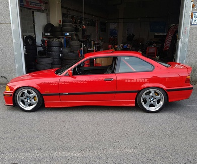 BMW E36 328i - Homologacion