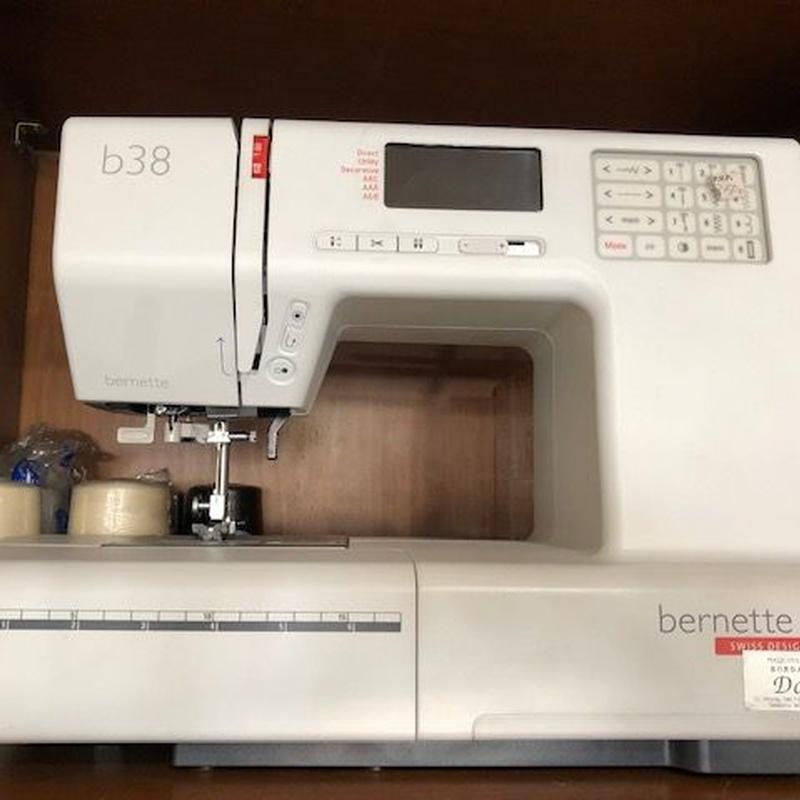 Máquinas de coser: Productos de Bordados Dori