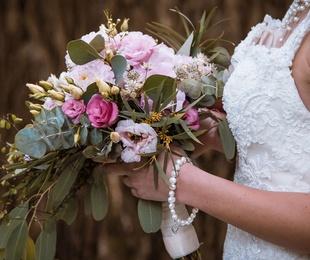 Las mejores flores para tu ramo de novia