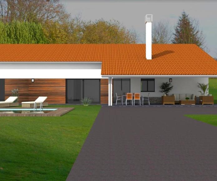 Construcción de viviendas Asturias
