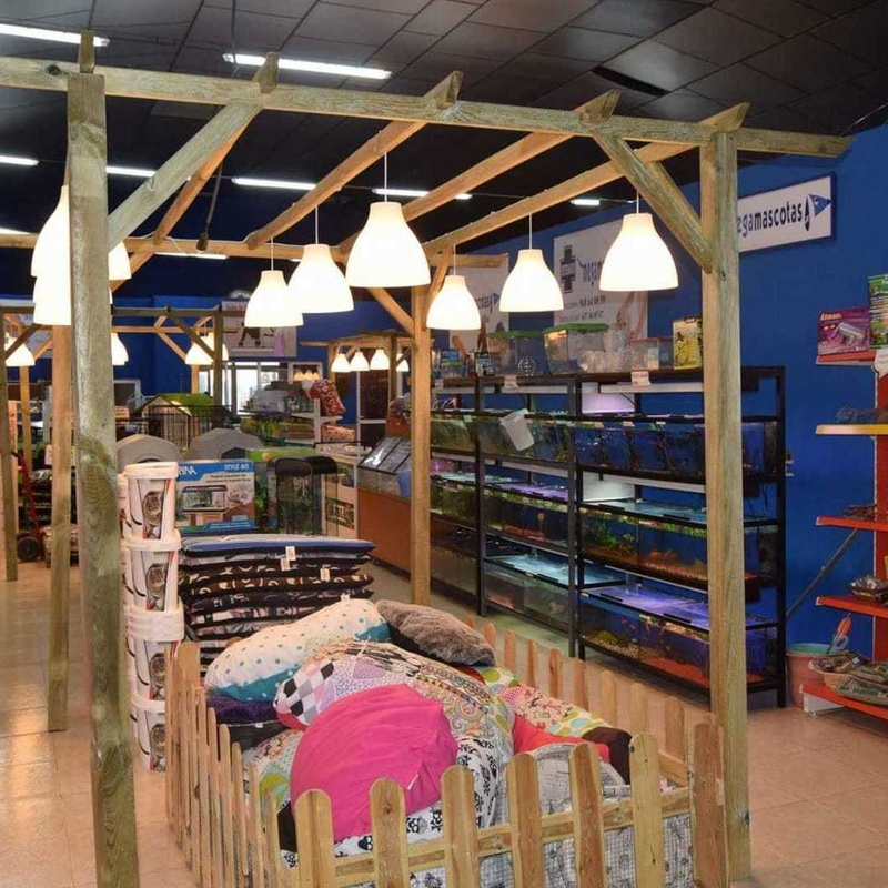 Tienda veterinaria en Murcia