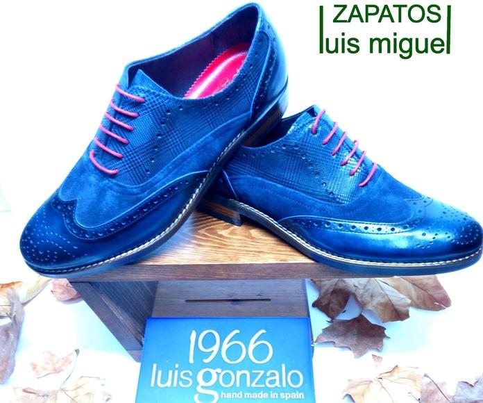 zapato de cordon Gonzalo: Catalogo de productos de Zapatos Luis Miguel