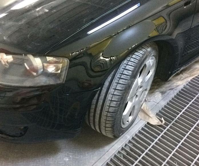 Reparaciones de chapa y carrocería: Servicios de RC Automóviles