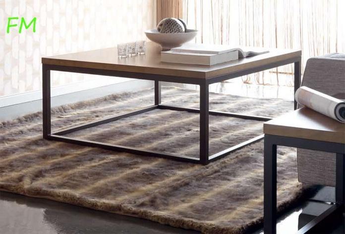 Mesa Laurel (precio con la tapa): Catálogo de muebles de forja de Forja Manuel Jiménez