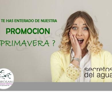 Promoción PRIMAVERA