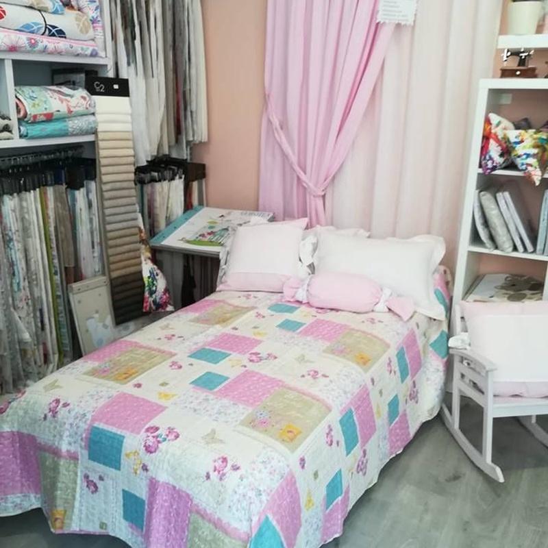 Textil hogar: Productos y servicios de Entre & Telas