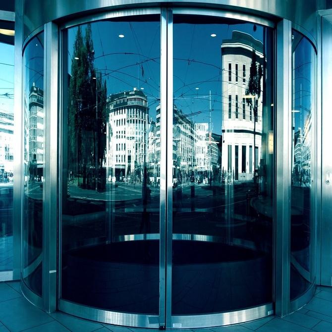 Las puertas correderas, un signo de distinción