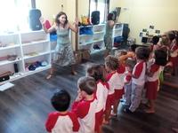 Yoga en Playschool