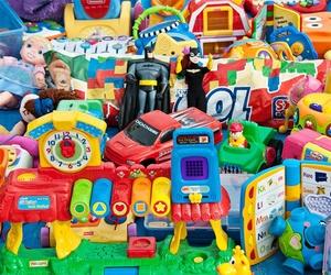 Venta de juguetes en Tarragona
