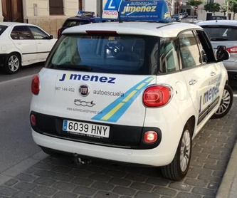 CAP: Permiso de conducir de Autoescuela Jiménez
