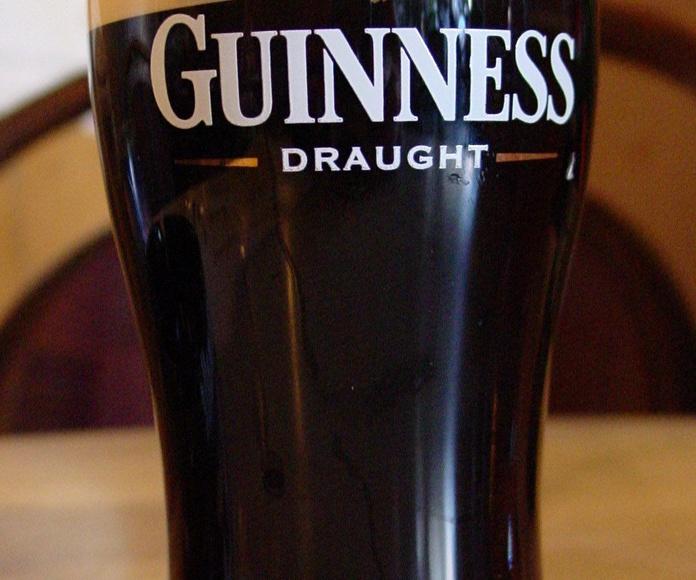 Guinness Draught: En nuestro local de Cervecería Ca'Melán