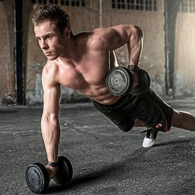 Beneficios del entrenamiento de alta intensidad