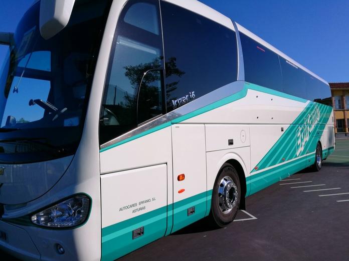 autocares bodas Asturias