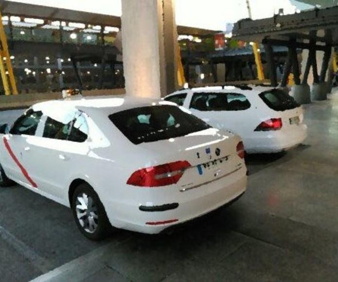 Radio Taxi Chamberi Aeropuerto
