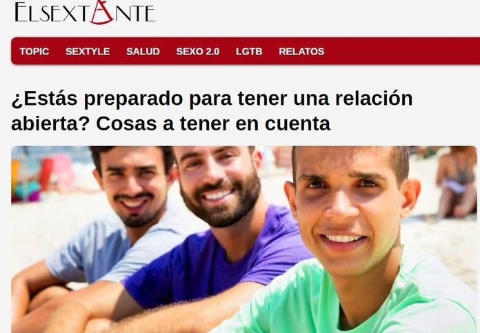 Nueva colaboración con AtresMedia, El SexTante