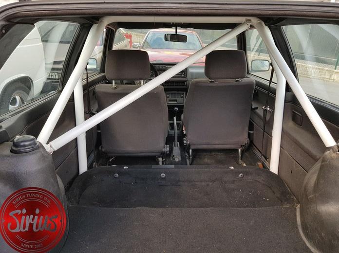 VW Golf 2 - Arco y silentblocks