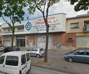 Virios planos Girona|Cristalerias Crigersa