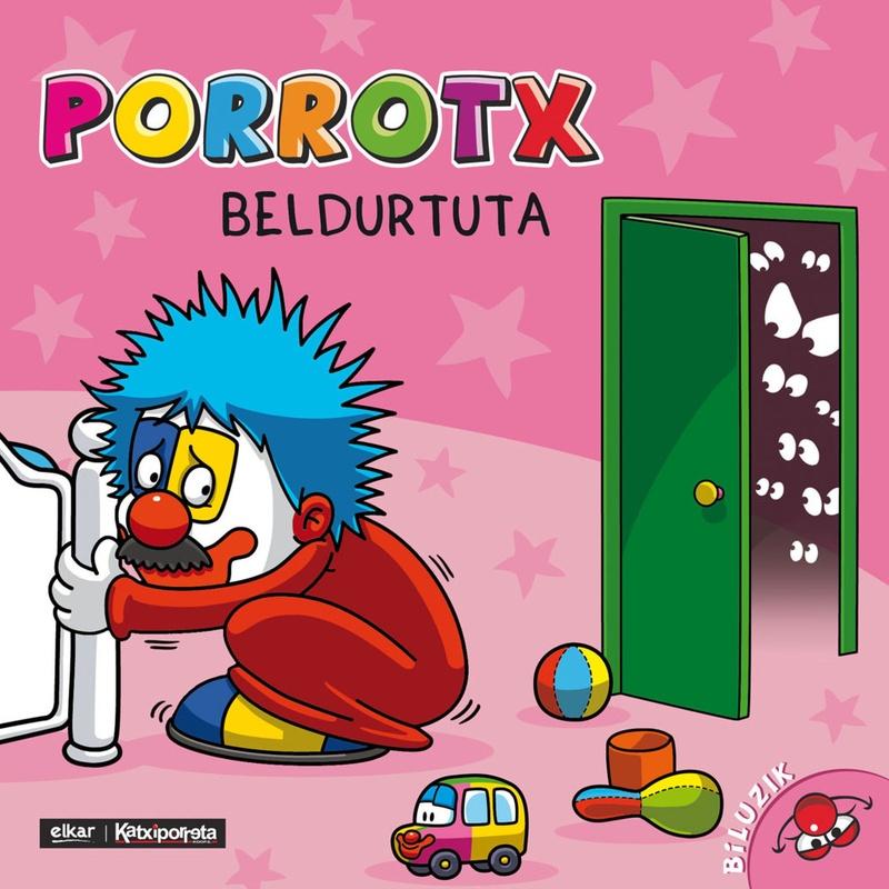Porrotx beldurtuta - Nor Gara?. 9788490272701