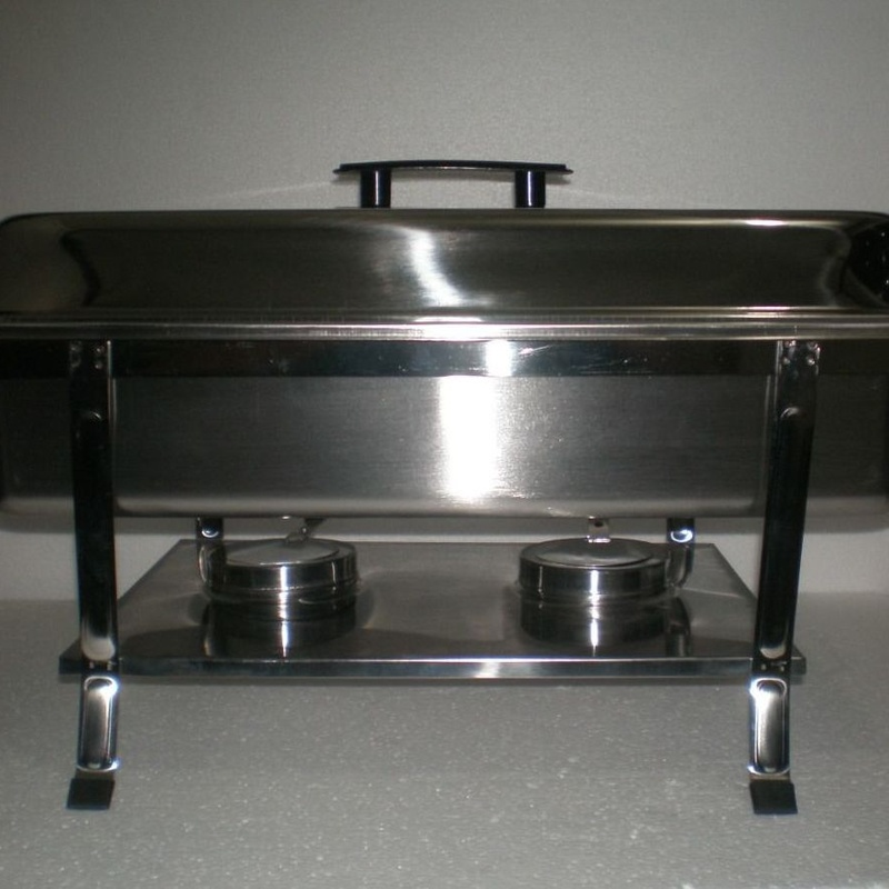 Chafing dish: Catálogo de Jedal Alquileres