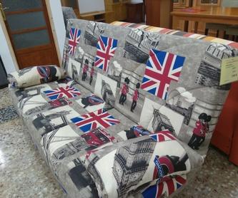 Sofás Piel 3+2: Productos de Muebles Sagunto