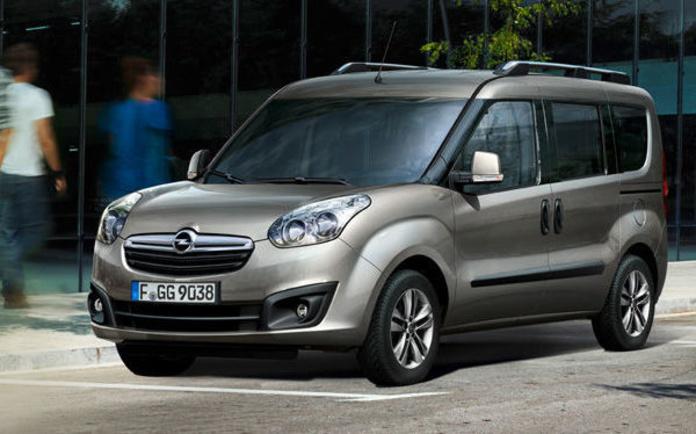 Opel Combo: Alquiler de vehículos de Altiplano Rent a Car