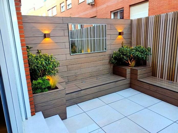 Terrazas y áticos: Servicios de Beysa Arquitectura y Paisajismo