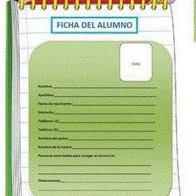Formulario solicitud de plaza