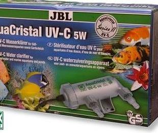 JBL AquaCristal UV-C 5W.