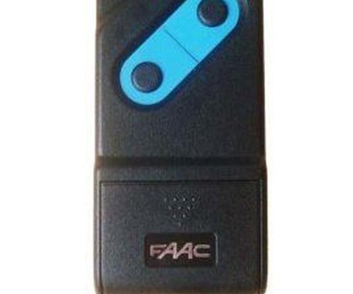 Modelo FAAC remoto TM 433-2: Productos de Zapatería Ideal Alcobendas