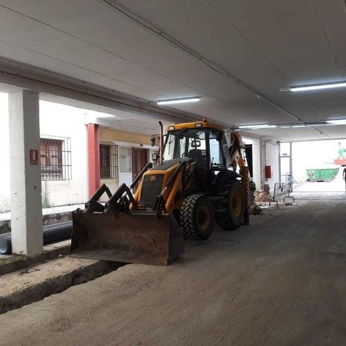 Zanjas y excavaciones en Badajoz | Excavaciones López