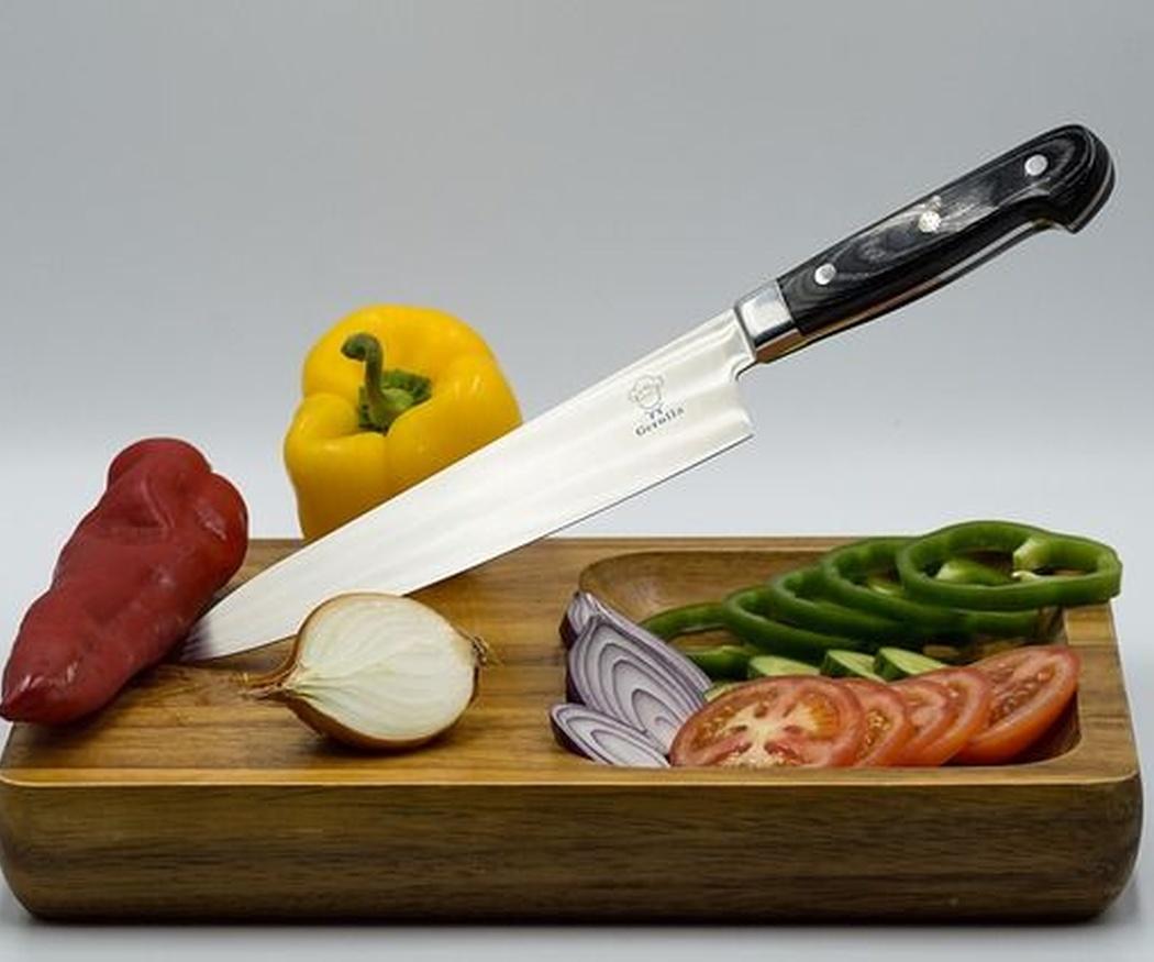 Los tipos de cuchillo que no deben faltar en tu cocina: usos y características