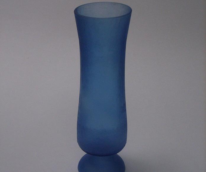 Jarrones: Catálogo de Cristalería San Francisco
