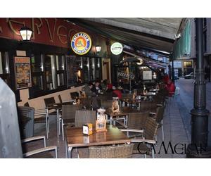Restaurante con terraza en Cangas de Onís