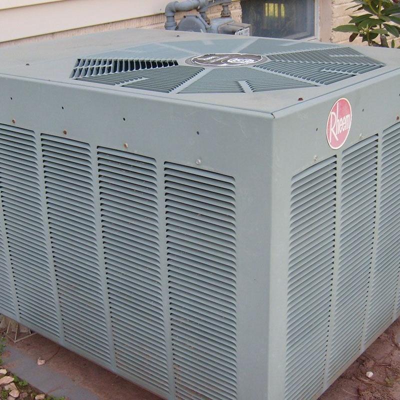 Instalación de aire acondicionado y frío industrial: Servicios de Tecnoclima Sant Feliu