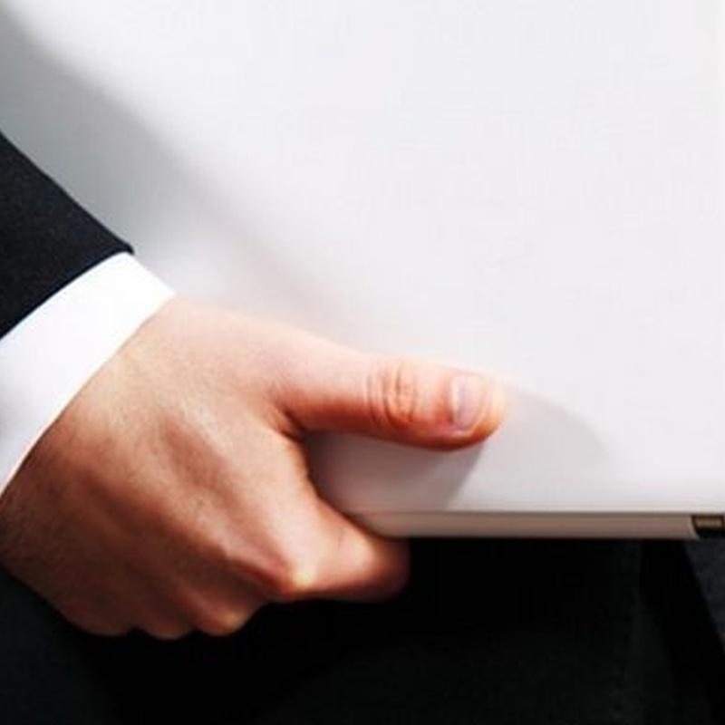 Siniestros: Servicios de Gabinet Rovira Control i Gestió Empresarial