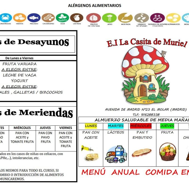 Cocina propia: Servicios de La Casita de Muriel