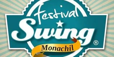 Granaudio en el IV Festival Swing Monachil.