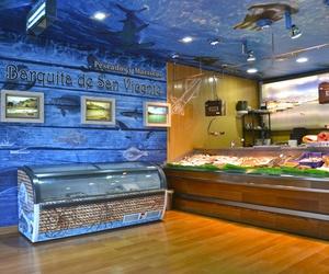 Galería de Venta de pescado y mariscos de calidad suprema en Valladolid | La Barquita de San Vicente
