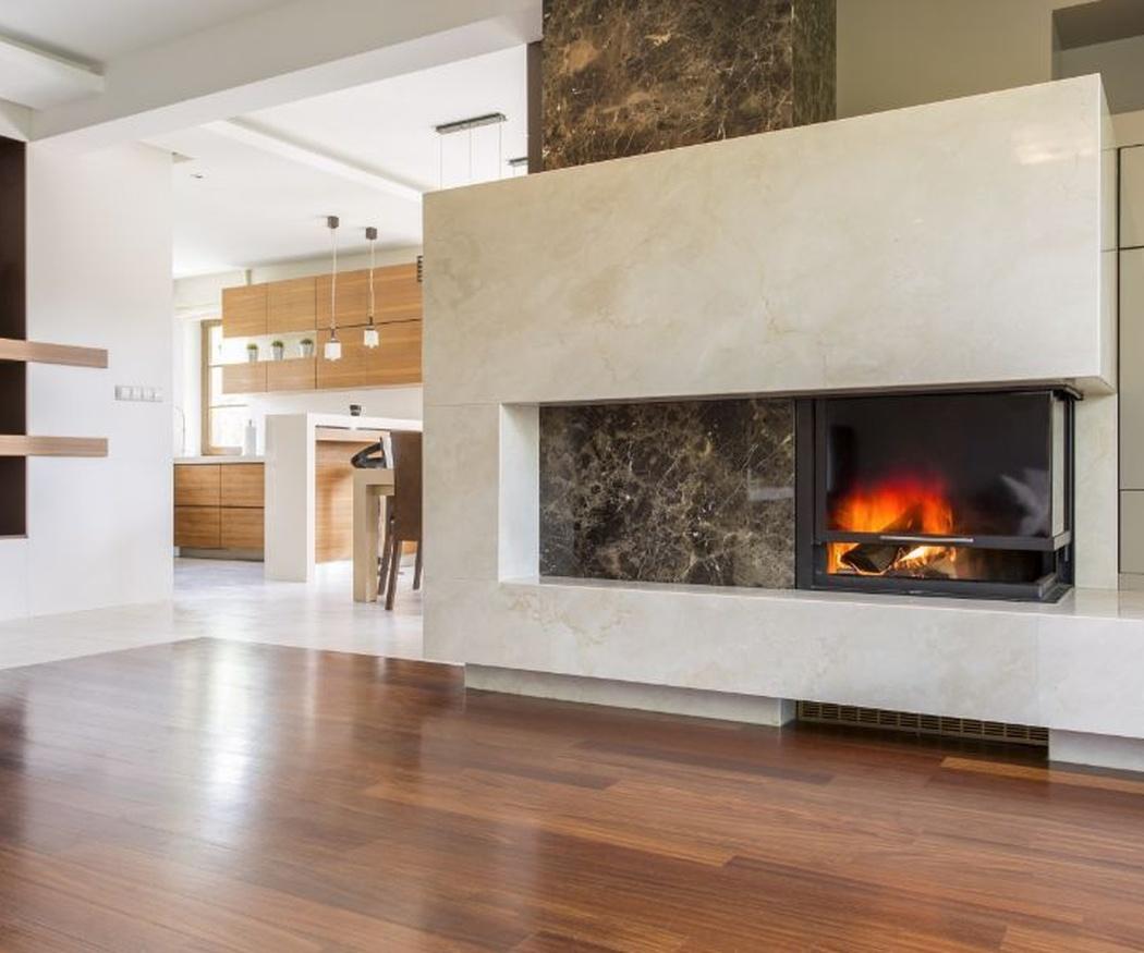 Materiales nobles en tu hogar